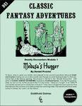 RPG Item: Module 1: Medusa's Hunger