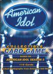 Board Game: American Idol Collectible Card Game