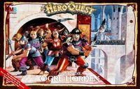 Board Game: HeroQuest: Against the Ogre Horde