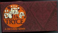 Board Game: Tryce