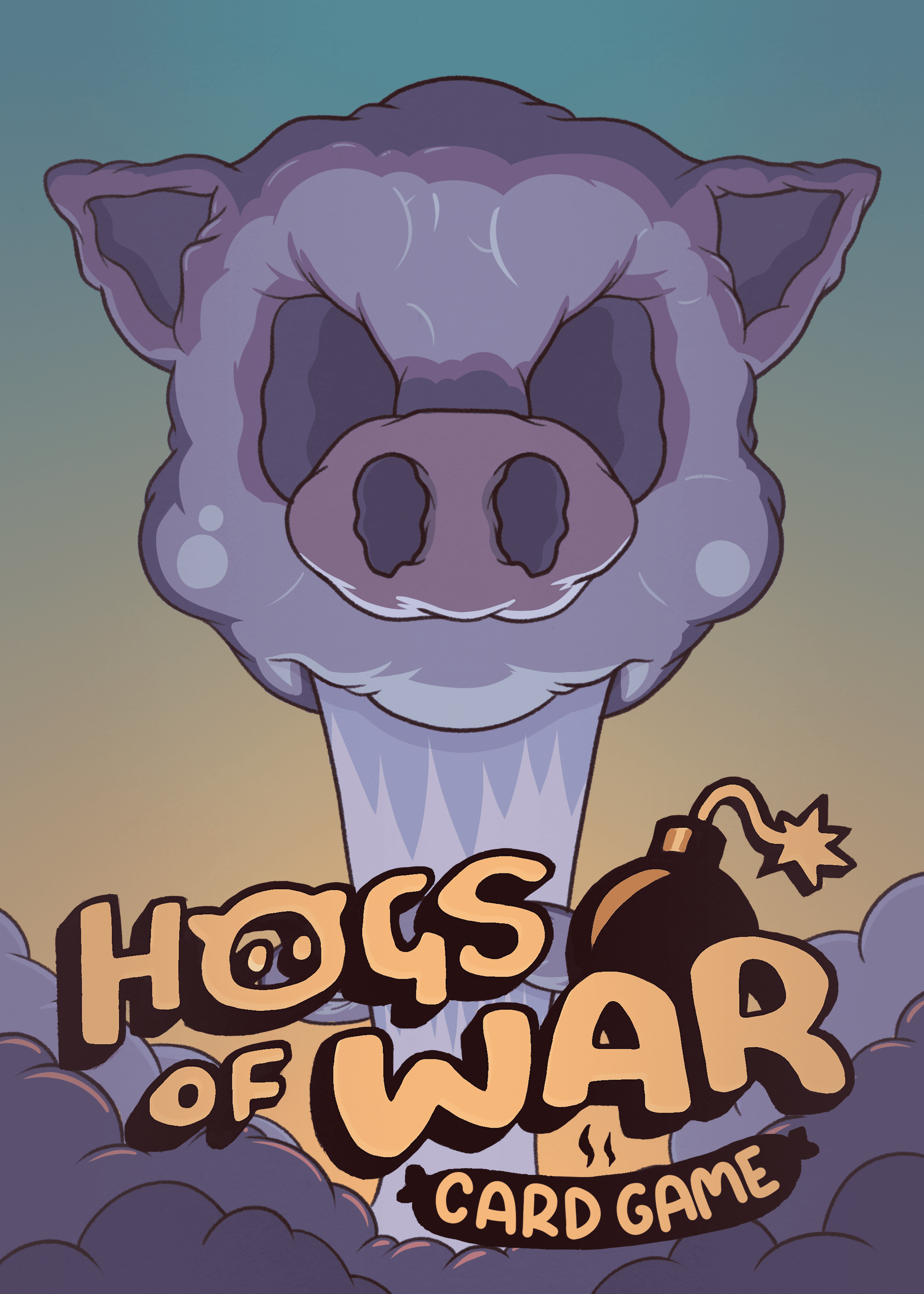 Hogs Of War: The Card Game