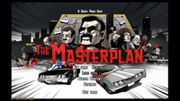 Video Game: The Masterplan