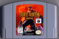 Video Game: Duke Nukem 64