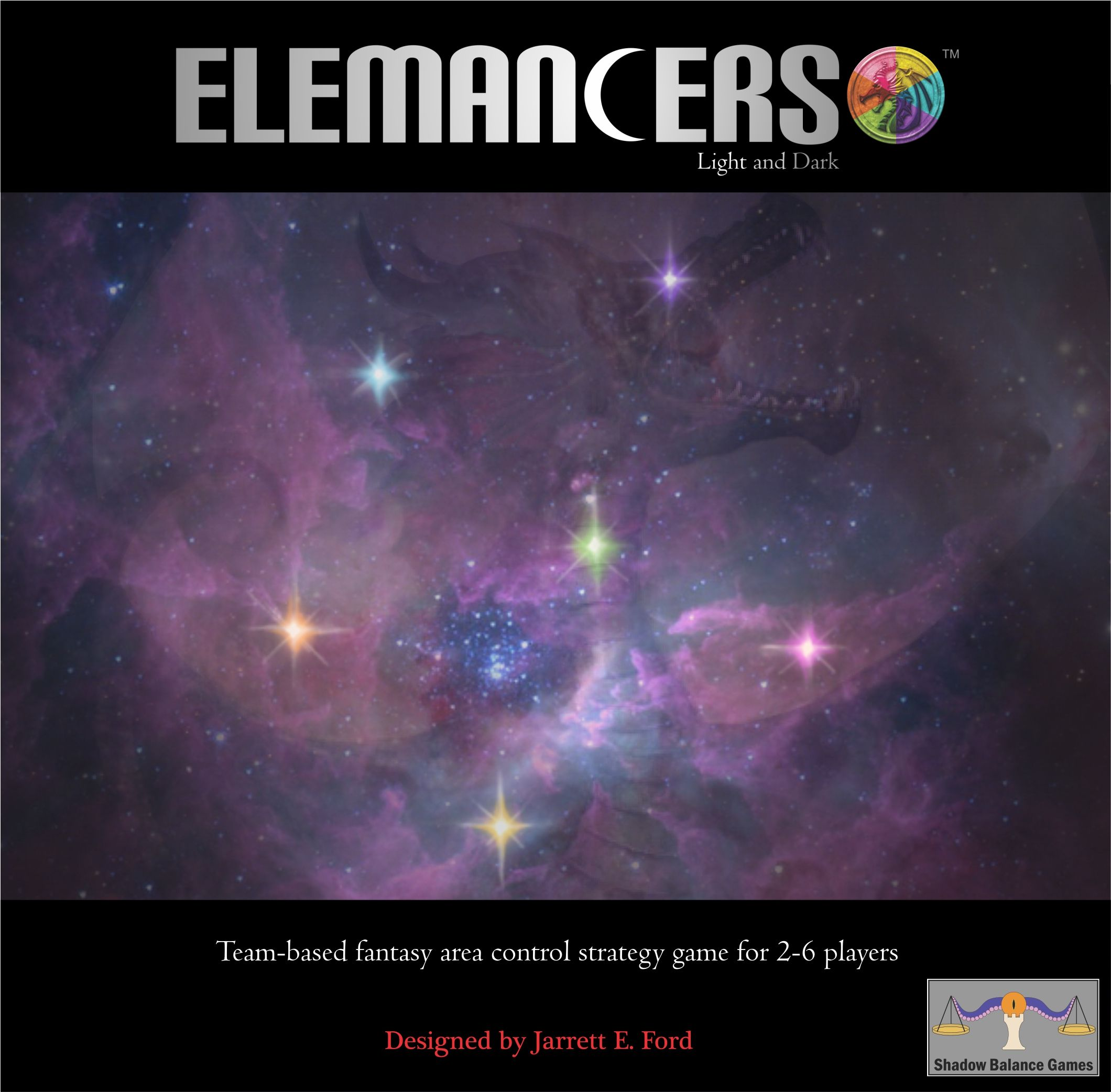 ELEMANCERS: Light and Dark