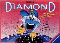 Board Game: Mister Diamond