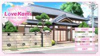 Video Game: LoveKami -Useless Goddess-