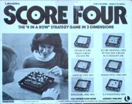 Board Game: Score Four