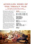 Issue: EONS #96 - Achilles: Hero of the Trojan War