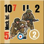 Board Game: PanzerBlitz: Hill of Death – The Battle for Hill 112, Normandy 1944