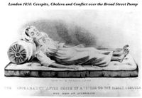RPG: London 1854: Cesspits, Cholera and Conflict over the Broad Street Pump
