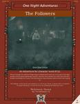 RPG Item: ONA-11: The Followers