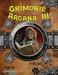 RPG Item: Grimoire Arcana III