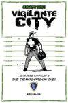 RPG Item: Vigilante City Adventure Pamphlet 2: Die Demogorgon Die!