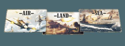 Board Game: Air, Land & Sea