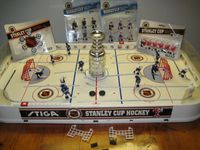 Board Game: Rod Hockey