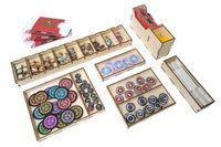 Board Game Accessory: Gloomhaven: Broken Token Organizer – Forgotten Circles Upgrade