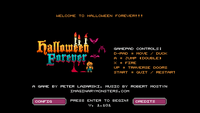 Video Game: Halloween Forever