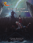 RPG Item: War of the Burning Sky #03: Shelter From The Storm (5E)