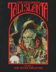 RPG Item: The Cyclopedia Talislanta: The Seven Kingdoms (Volume II)
