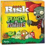Board Game: Risk: Plants vs. Zombies