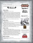 RPG Item: Leagues of Gothic Horror Appendix 2: Guide to Vampires