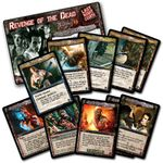 Board Game: Last Night on Earth 'Revenge of the Dead' Supplement