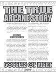 RPG Item: Goggles of Night