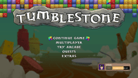 Video Game: Tumblestone