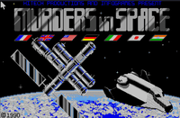 Video Game: Murderers in space