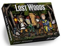 Board Game: Lost Woods