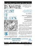 RPG Item: Feast of Blades