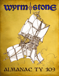 RPG Item: Wyrmstone: Almanac TY109