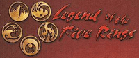 RPG: Legend of the Five Rings (3rd Edition)