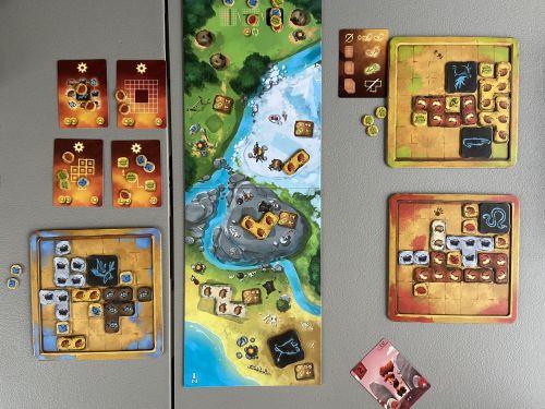 Board Game: Prehistories