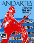 Board Game: Andartes: The Greek Civil War 1947-49
