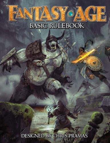 RPG Item: Fantasy AGE Basic Rulebook