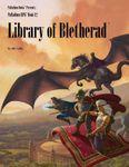 RPG Item: Palladium RPG Book 12: Library of Bletherad