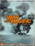 Board Game: War in the Pacific: The Campaign Against Imperial Japan, 1941-45