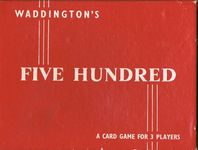 Board Game: 500