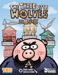 Board Game: The Three Little Wolves