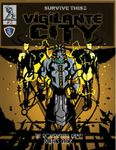 RPG Item: Vigilante City The Roleplaying Game: Villain's Guide