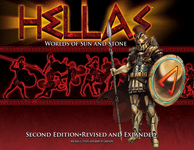 RPG Item: HELLAS: Worlds of Sun & Stone (2nd Edition)