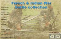 Board Game: French and Indian War Battle Collection