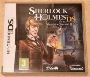 Video Game: Sherlock Holmes and the Mystery of Osborne House