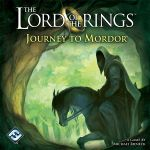 Board Game: The Lord of the Rings: Journey to Mordor