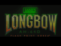 Video Game: Jane's AH-64D Longbow: Flash Point Korea