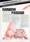 Video Game: Rainbow Passage