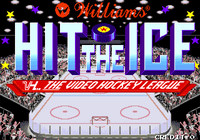 Video Game: Hit the Ice