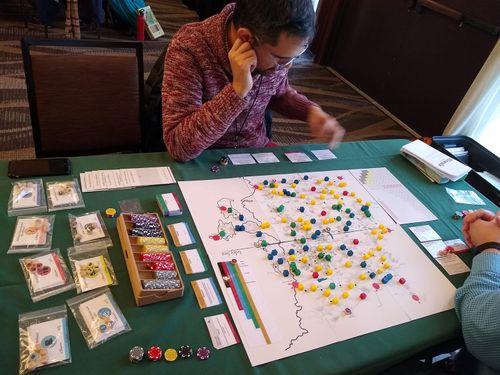 Board Game: 18Dracula