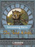 RPG Item: Astonishing Races: Dog-Faced Kobolds